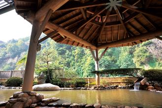 裾花峡天然温泉宿うるおい館