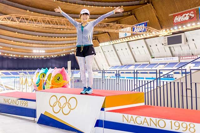 長野オリンピック関連施設