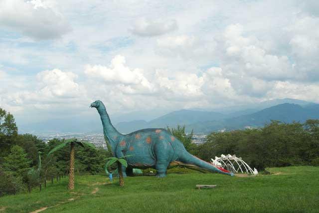 茶臼山恐竜園&茶臼山動物園